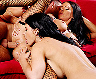 Planet Whoreywood - Rebeca Linares - Jessica Jaymes - 5