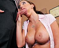 Boning My Secretary - Kelly Divine - 2