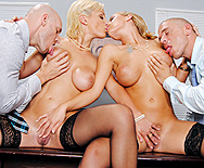 Hard 'n' Firm - Lexi Swallow - Nicole Aniston - 1