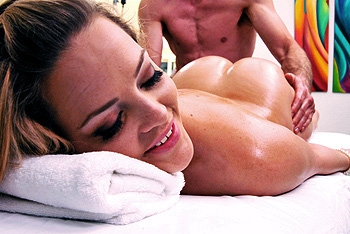 A Texas-Sized Massage