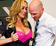 Evaluation Ejaculation - Brandi Love - 1