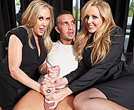 Door to Door Whores - Julia Ann - Brandi Love - 2