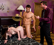 DP for the Cheating Whore - Jennifer White - 1