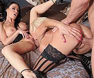 It's Fair Play in a Threeway - Vanilla Deville - Nikita Von James - 3