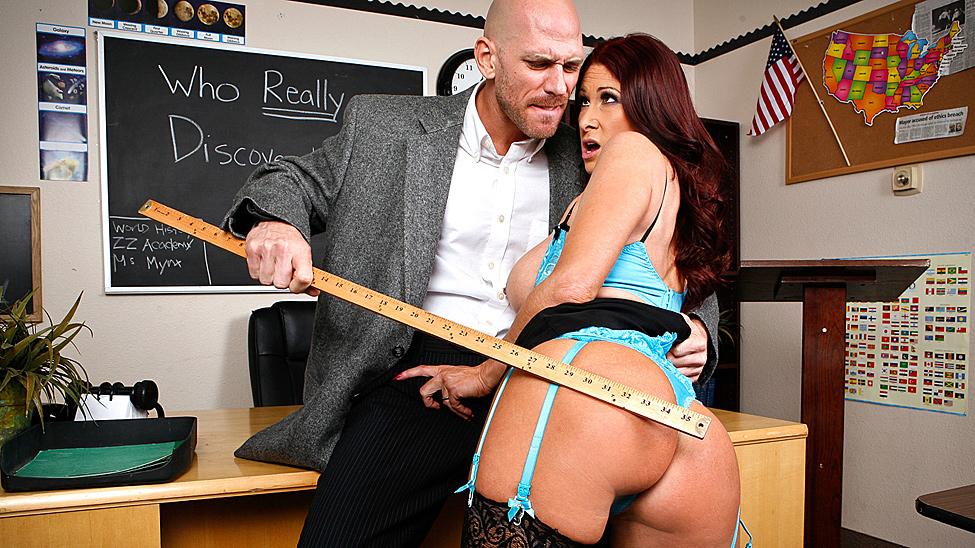 Teacher's Dirty Looks