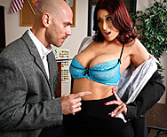 Teacher's Dirty Looks - Tiffany Mynx - 1