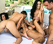 Take 4 - Jessica Jaymes - Breanne Benson - Kortney Kane - Kirsten Price - 5