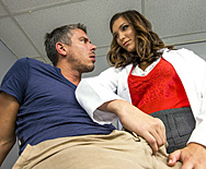 Doc! Can You Fix My Limp Dick? - Holly Michaels - 1