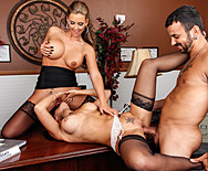 Sexual Harassment In The Work Place - Rachel Starr - Phoenix Marie - 3