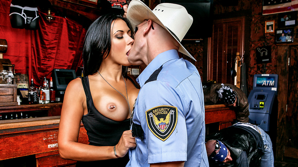 A Real Man… Rachel Starr & Johnny Sins