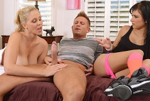Julia Ann, Mandy...