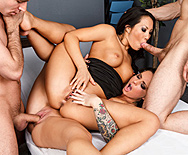 I Still Haven't Fucked What I'm Looking For - Asa Akira - Christy Mack - 4