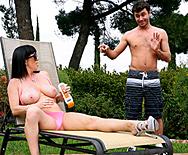 Backyard Boobies - RayVeness - 1