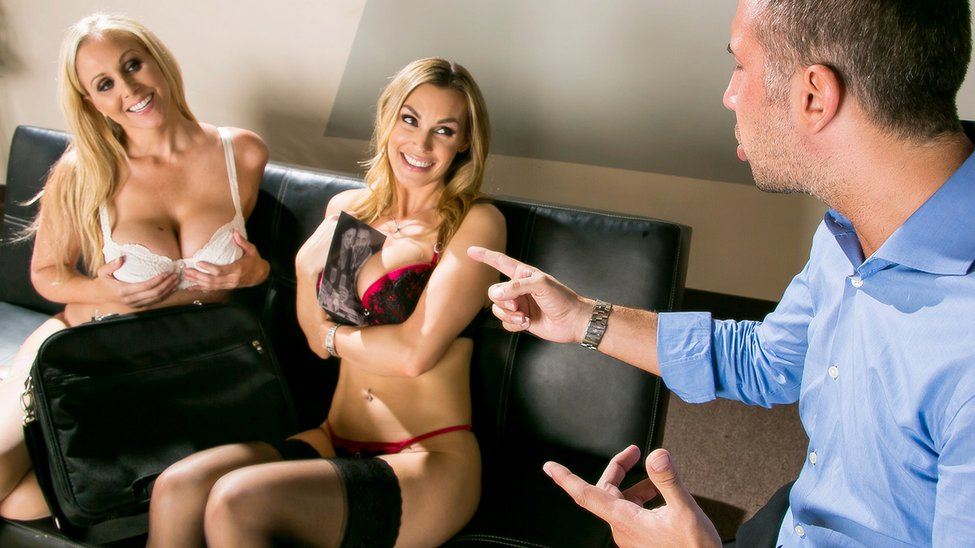 Double Your Pleasure – Keiran Lee, Julia Ann & Tanya Tate
