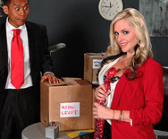 Big Package for a Little Pussy - Alena Croft - 1