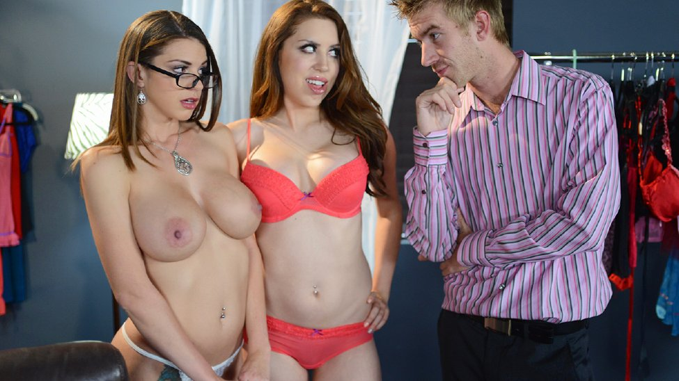 The Intern's Hands-on Training – Danny D & Brooklyn Chase