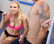 Posing the Pervert - Ashley Fires - Alena Croft - 2
