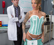 Dr. D And The Double D Nurse - Juelz Ventura - 2