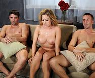 Spicing It Up With A Threesome - Capri Cavanni - 5