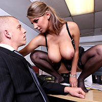 Best Tits In The Office