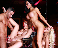 Party Facials - Jasmine Jae - Brooklyn Blue - Emma Leigh - 4