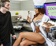 Madison Ivy Likes Her Meat - Madison Ivy - 1