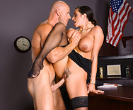 The Whorin' Warden - Ariella Ferrera - 5