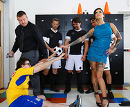 Take Three For The Team - Bonnie Rotten - 1
