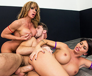 Ultimate Brazzers Fucking Championship - Farrah Dahl - Shay Fox - 3