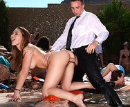 The Whore of Wall Street Ep-5: One Last Orgy - Dani Daniels - Monique Alexander - 2