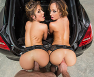 Junk in the Trunk - Jada Stevens - Sheena Shaw - 5