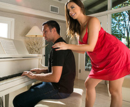 Blowing on the Skin Flute - Chanel Preston - 1