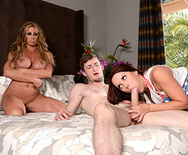 janet mason threesome