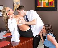 Goldmilf & Ballsachs Incorporated - Kendra Lust - Phoenix Marie - 2