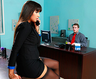 I Hired My Daughter's Boyfriend - Mercedes Carrera - 1