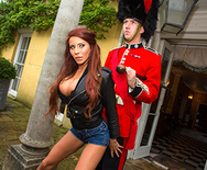 Tour Of London Part Two - Madison Ivy - Aletta Ocean - 1