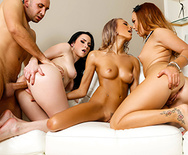 Feet Fanatics - Dani Jensen - Veruca James - Janice Griffith - 4