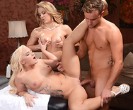 Massage My Mother In Law - Cali Carter - Cherie Deville - 5