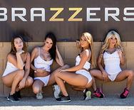 Brazzers House Episode Four - Alektra Blue - Ava Addams - Dani Daniels - Gianna Nicole - Kayla Kayden - Kaylani Lei  - Missy Martinez - Phoenix Marie - Romi Rain - Tory Lane - 4