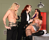 Hot Cop Mean Cop - Jessa Rhodes - Kayla Carrera - Kendra James - 3