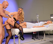 Doc Takes On The Biggest Cock - Jessa Rhodes - 3