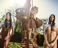 Storm Of Kings XXX Parody: Part 1 - Anissa Kate - Jasmine Jae - 1