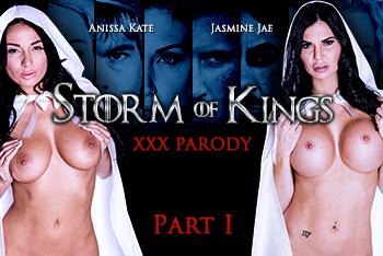 Storm Of Kings XXX Parody: Part 1