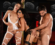 Deadly Rain: Part Three - Allie Haze - Romi Rain - 2