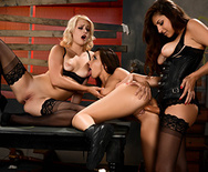Pretty Little Bitches Part Four - Jenna Sativa - Nina North  - Aubrey Gold - 5