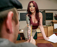 Eyes Down, Tits Out - Monique Alexander - 1