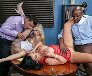Full Divorce Court Press - Nikki Benz - Alex Grey - 3