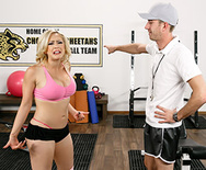 Post-Match Pussy Part One - Kagney Linn Karter - 1