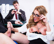 The Firm and the Fanny - Stacey Saran - 1