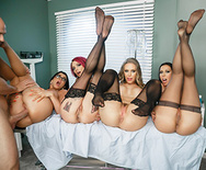 The Last Dick On Earth - Anna Bell Peaks - Nicole Aniston - Rachel Starr - Romi Rain - 4